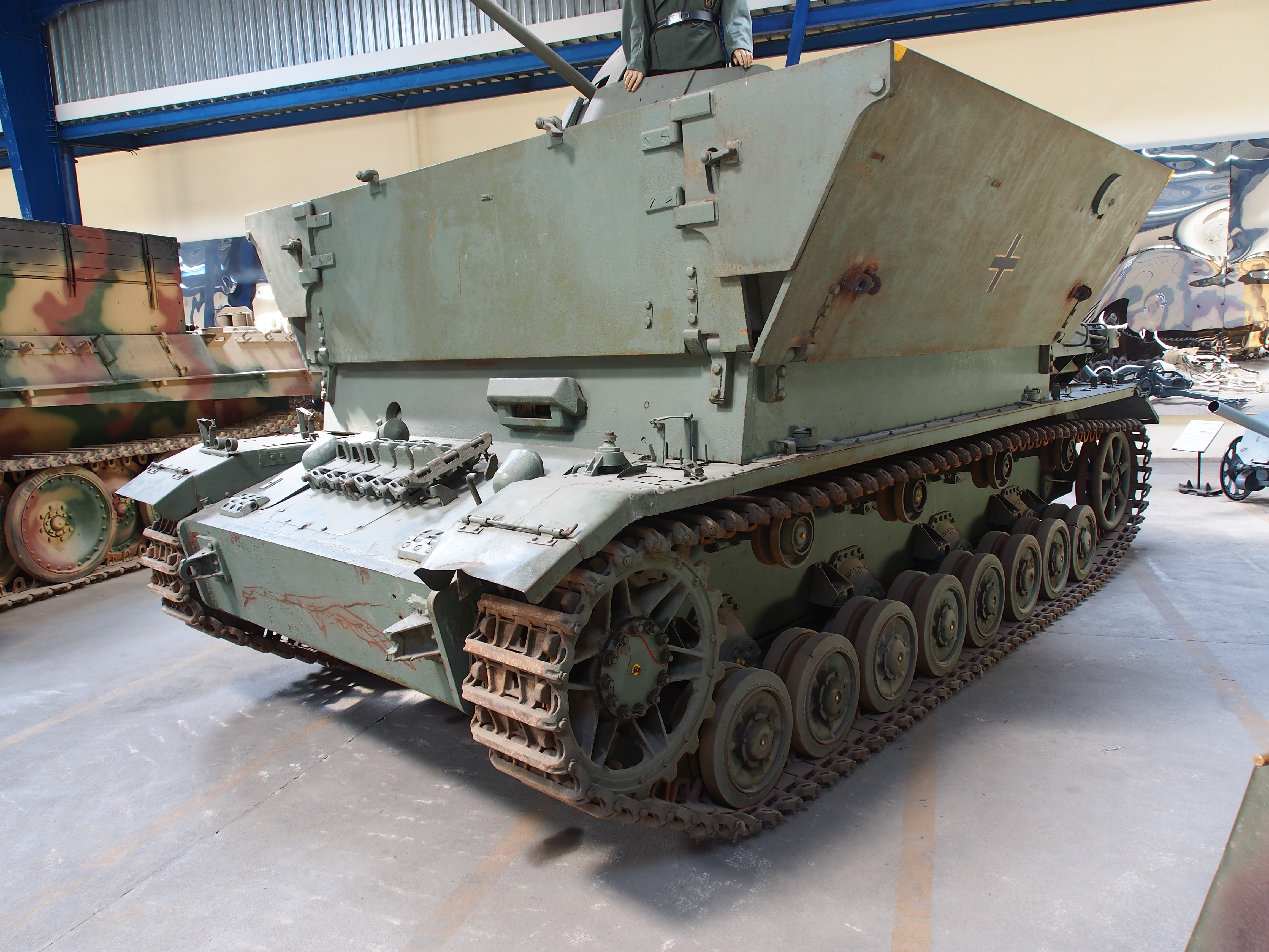 File Flakpanzer Iv Mobelwagen Sd Kfz 161 3 Mus 233 E Des