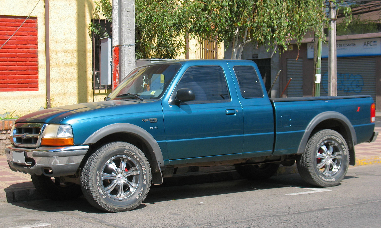 File Ford Ranger Xlt 4 0 Super Cab 1999 37081188446 Jpg Wikimedia Commons