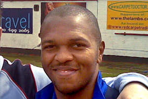 Quinton Fortune South African footballer