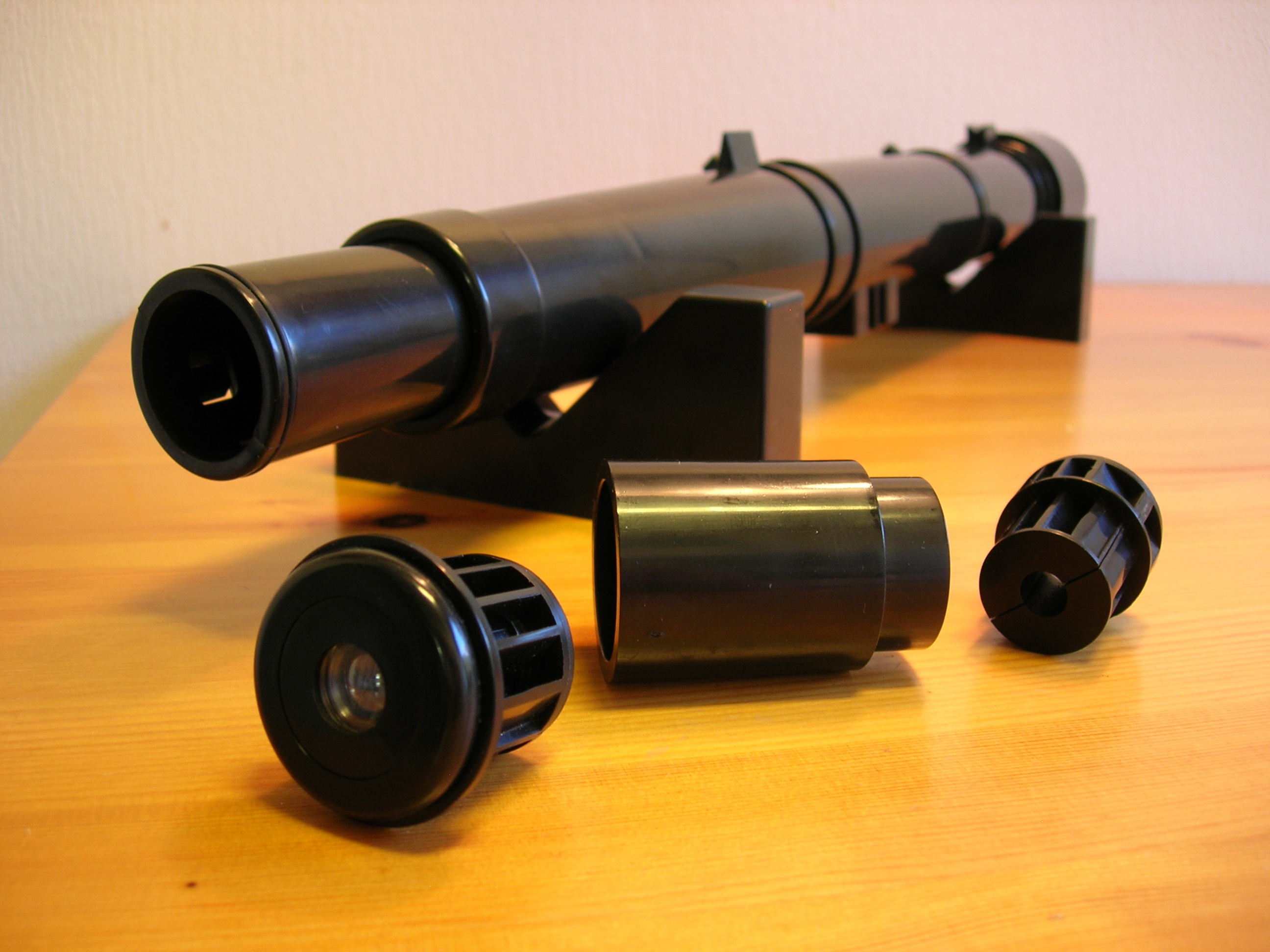 Diy galileo telescope lens group mm diameter mm focal length