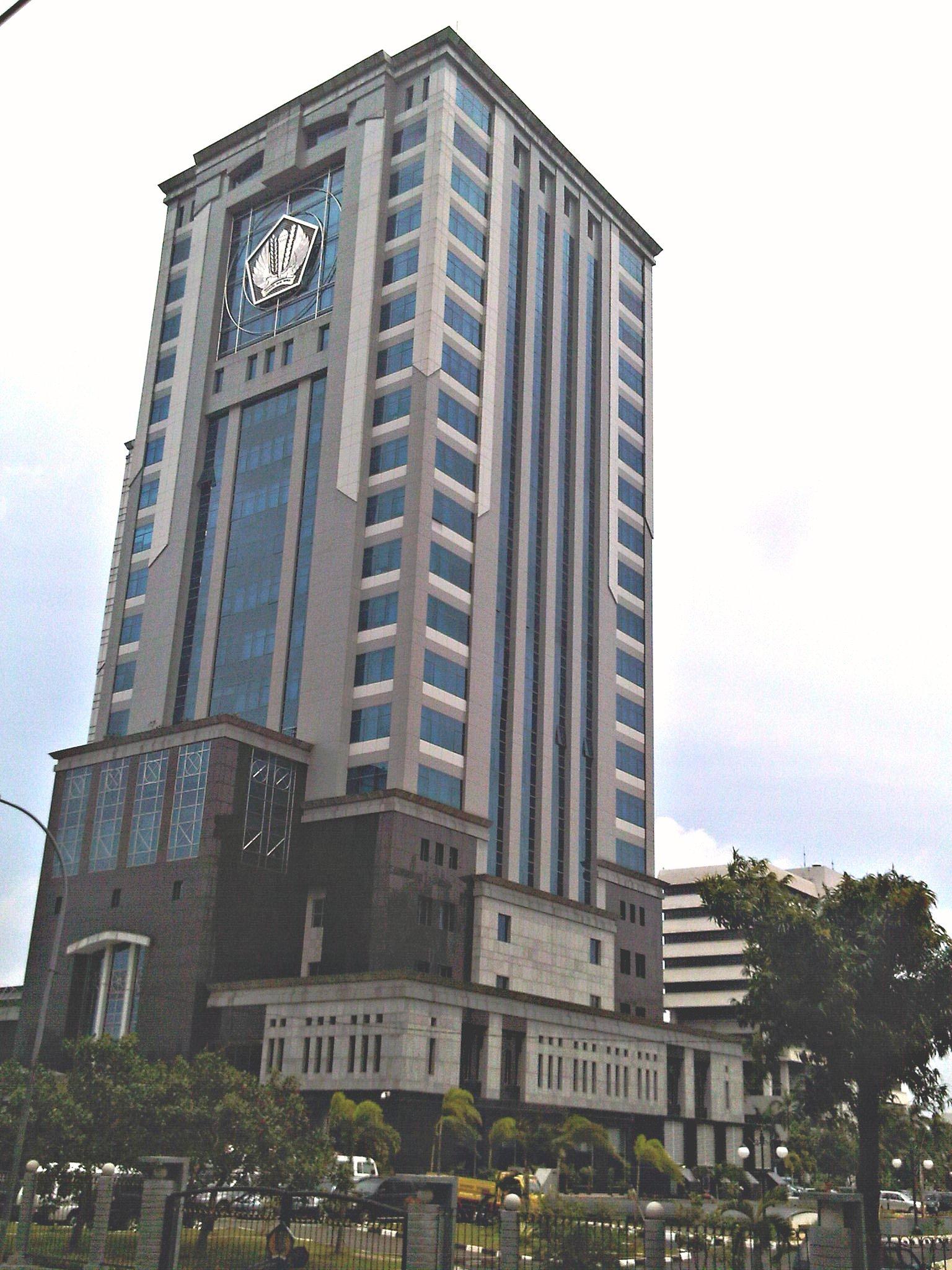 File:Gedung Kementerian Keuangan, Lapangan Banteng