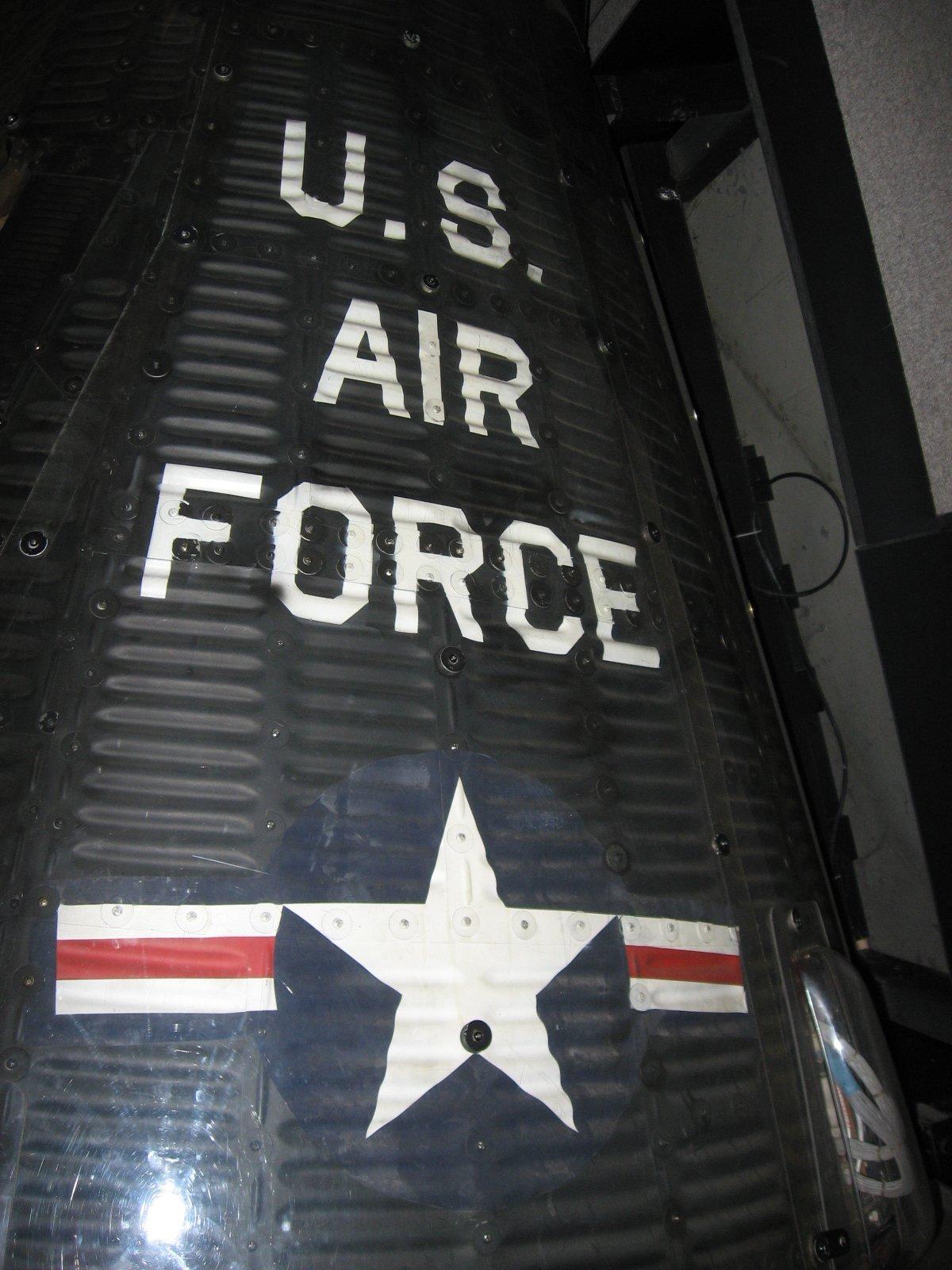 Blue Gemini USAF