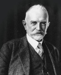 Portrait de George Herbert Mead