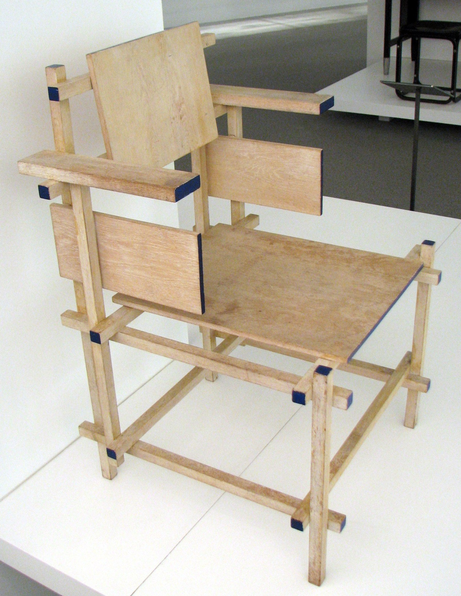 File Gerrit Thomas Rietveld Dining Chair 1919 Jpg