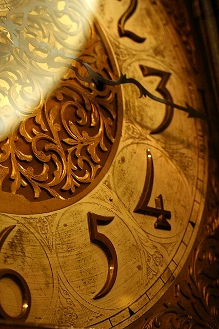 Tick, Tick, Tick, Tock. (Image by Steven Depolo, CC BY 2.0 [http://creativecommons.org/licenses/by/2.0], via Wikimedia Commons)