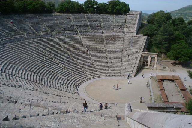 Grecia (Teoría de la Ciudad)