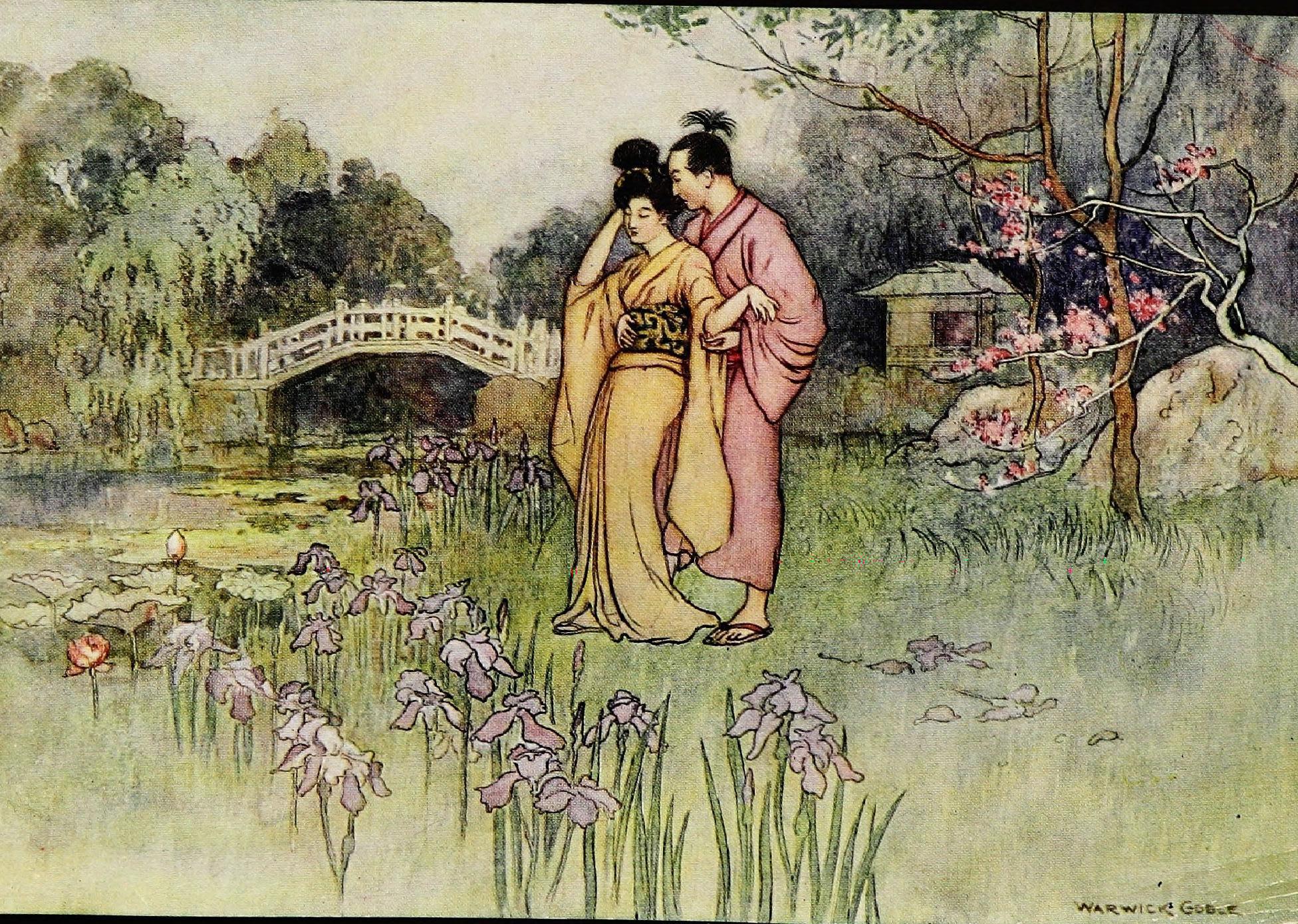 Japanisches Märchen