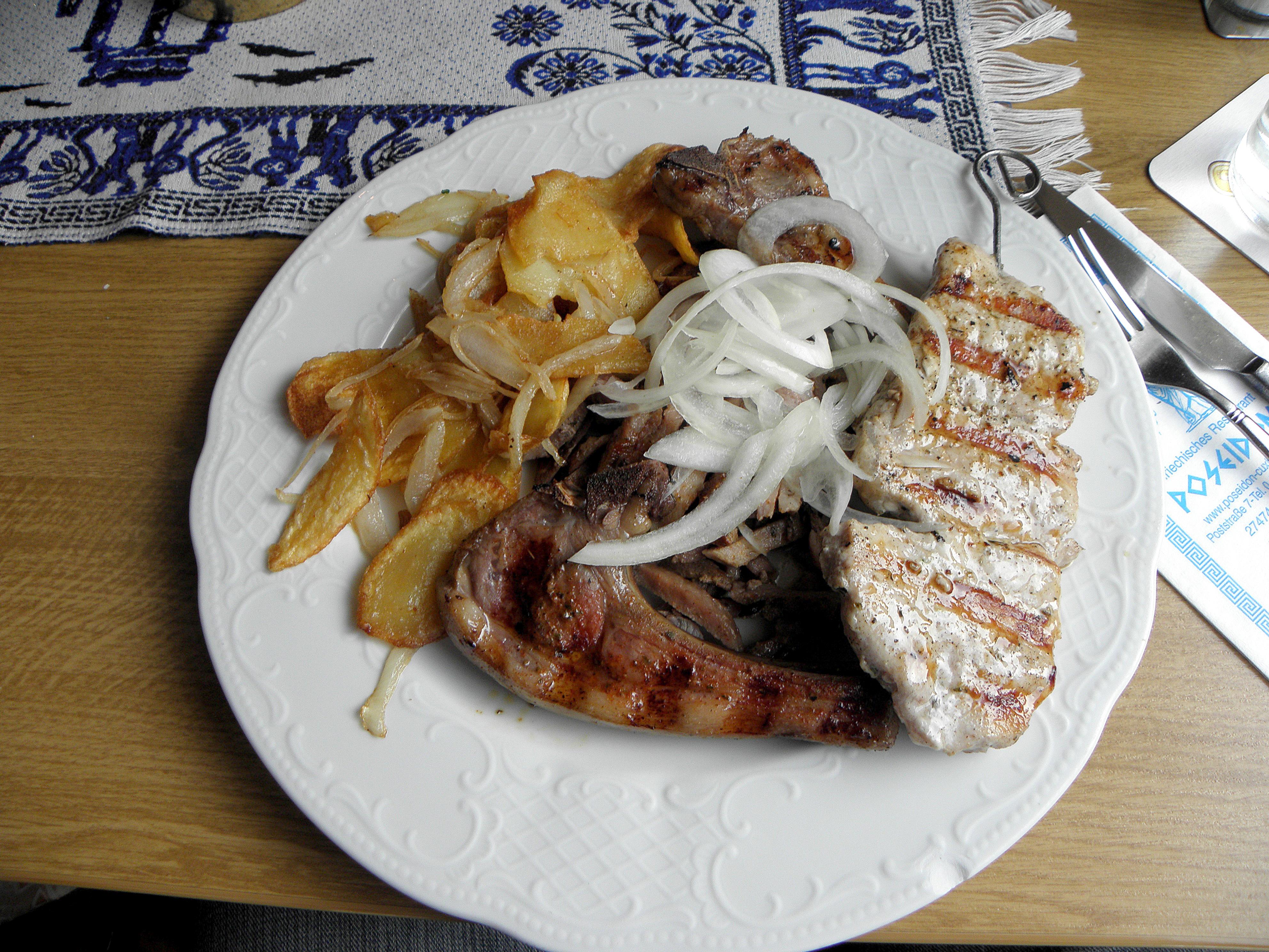 Griechische Küche Nürnberg