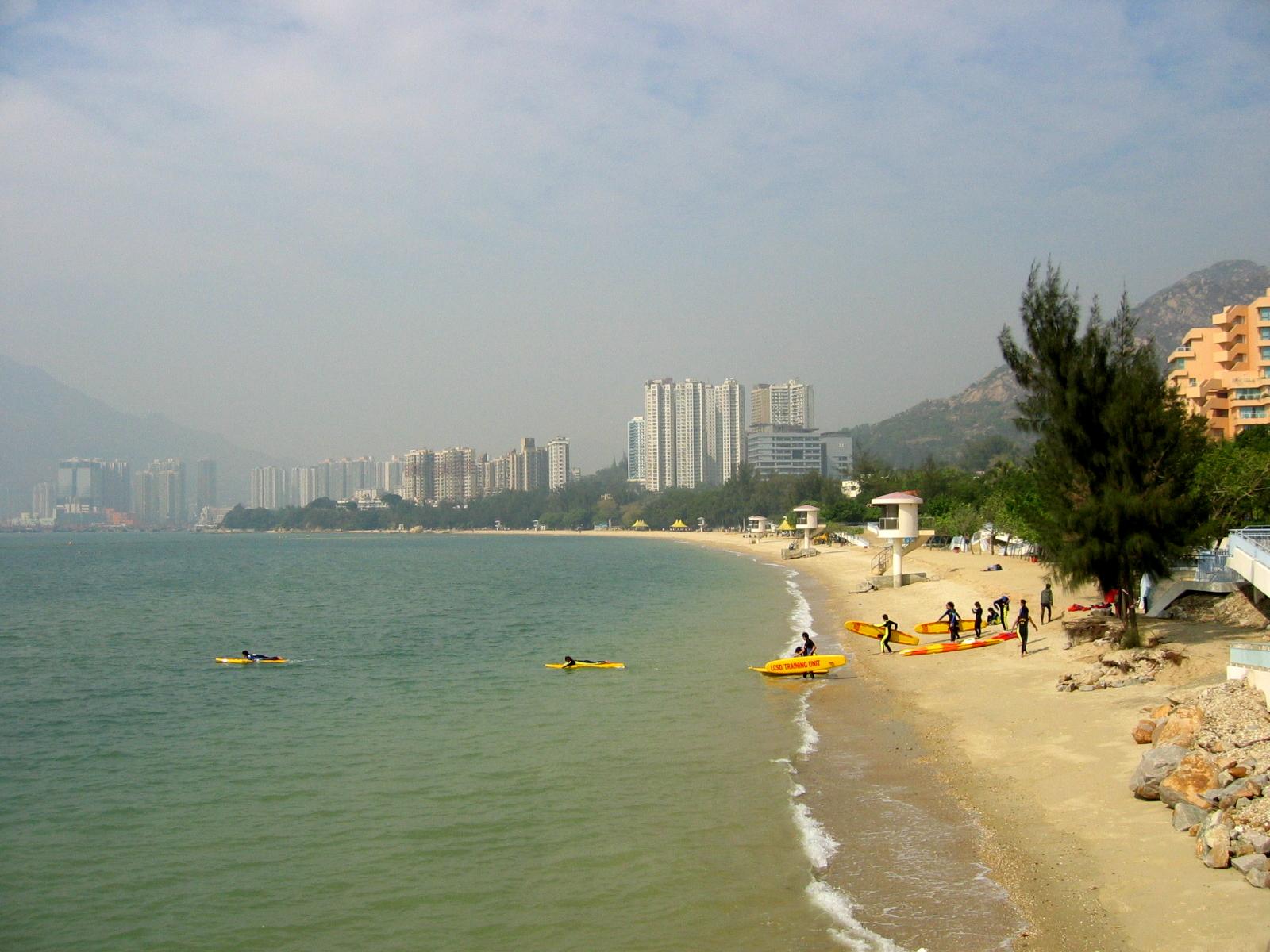Golden Beach Hong Kong Hotel