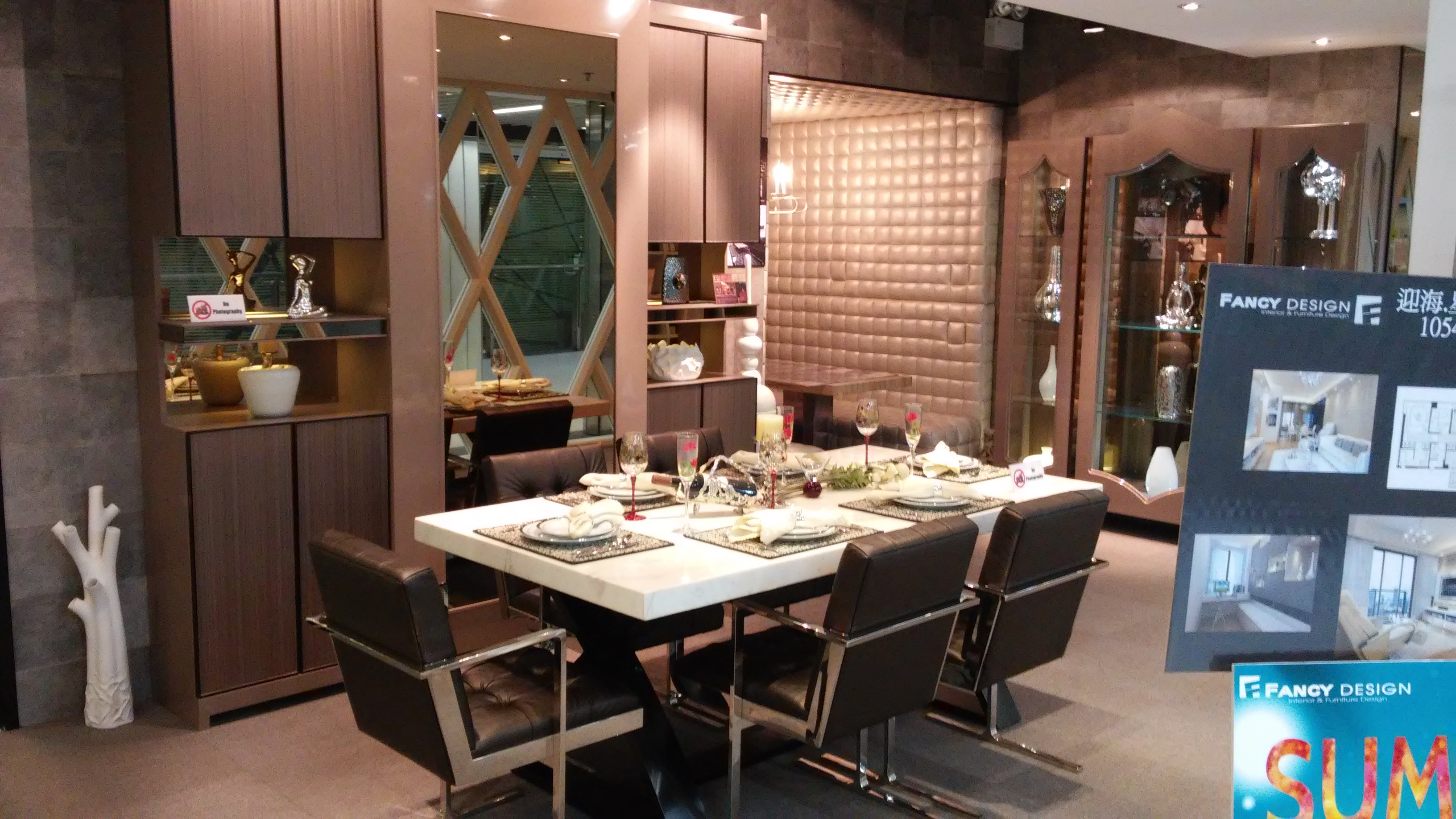 File:HK Kln Bay Emax Home Shopping Mall Furniture Shop Dinning Room Table N  Chairs