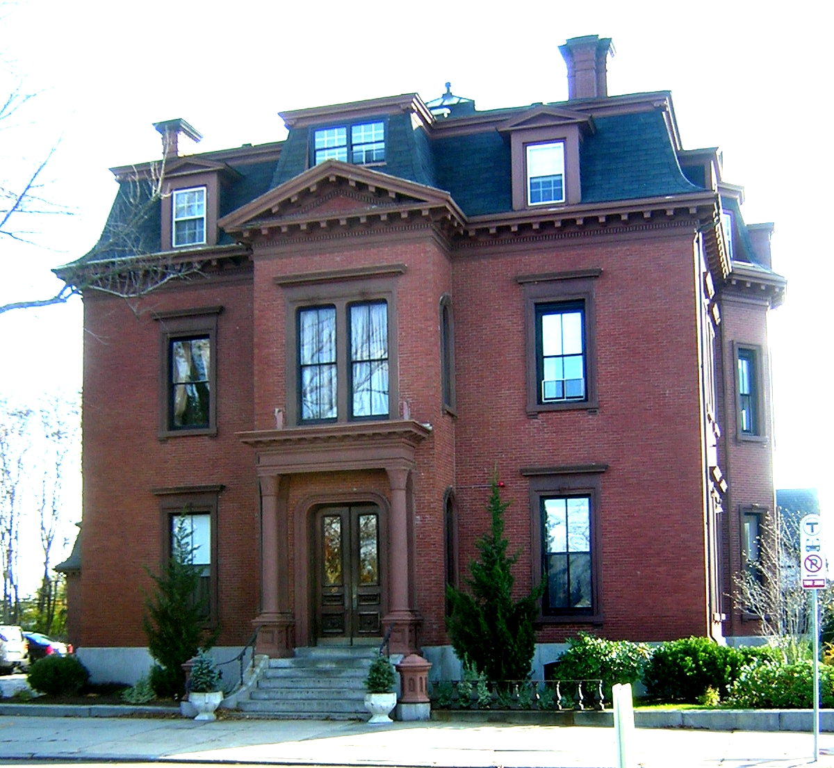 Harrison Loring House