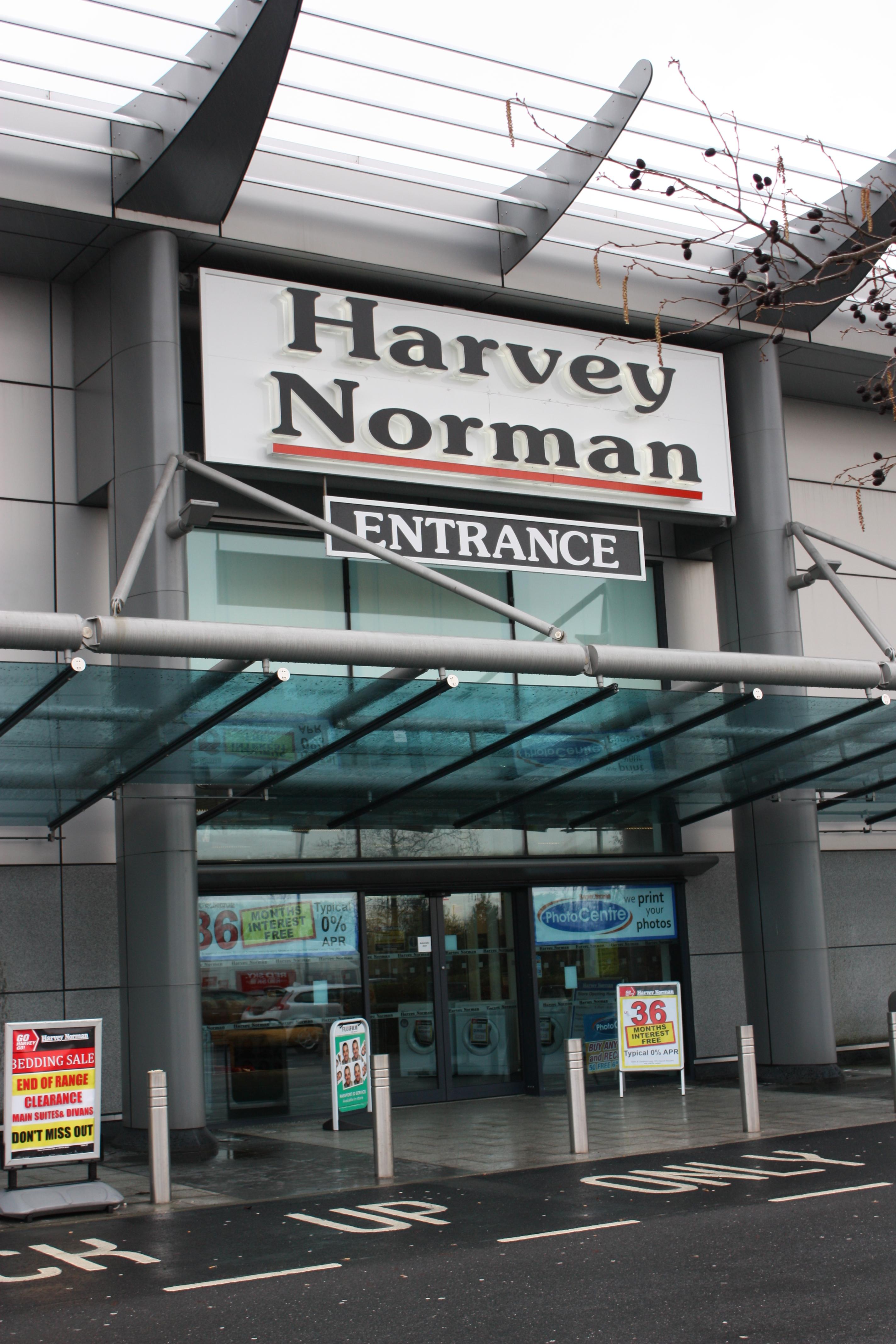 File harvey norman holywood exchange february 2010 02 - Harvey norman ireland ...