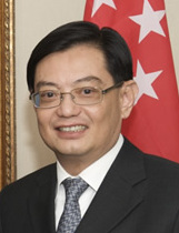 Heng Swee Keat Deputy Prime Minister of Singapore