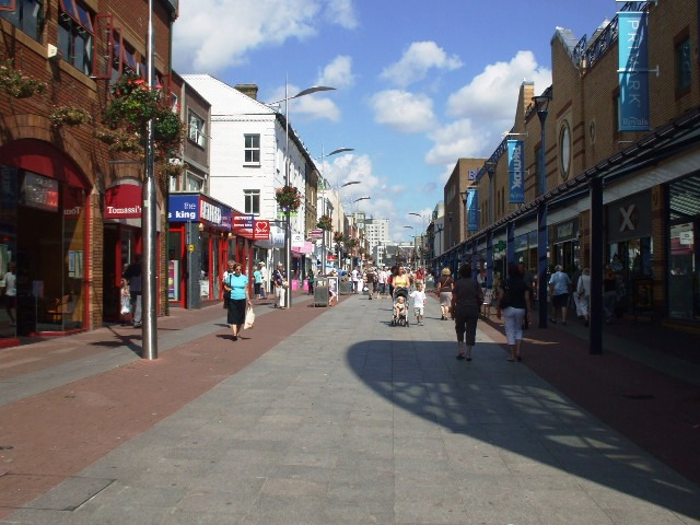 High Street, Southend - geograph.org.uk - 910583