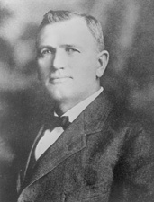 Holm O. Bursum United States Senator from New Mexico