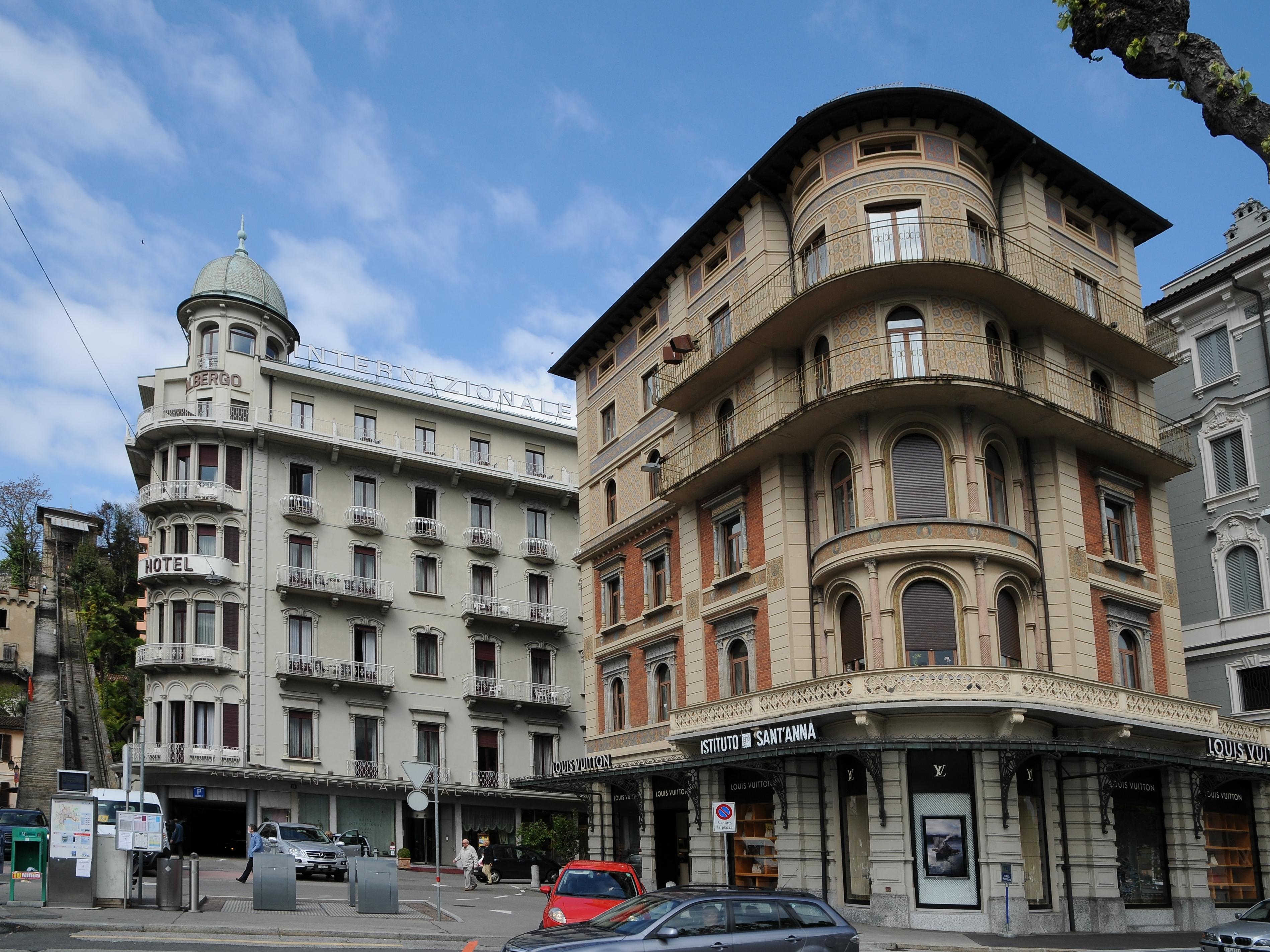 Hotel In Svizzera Con Spa
