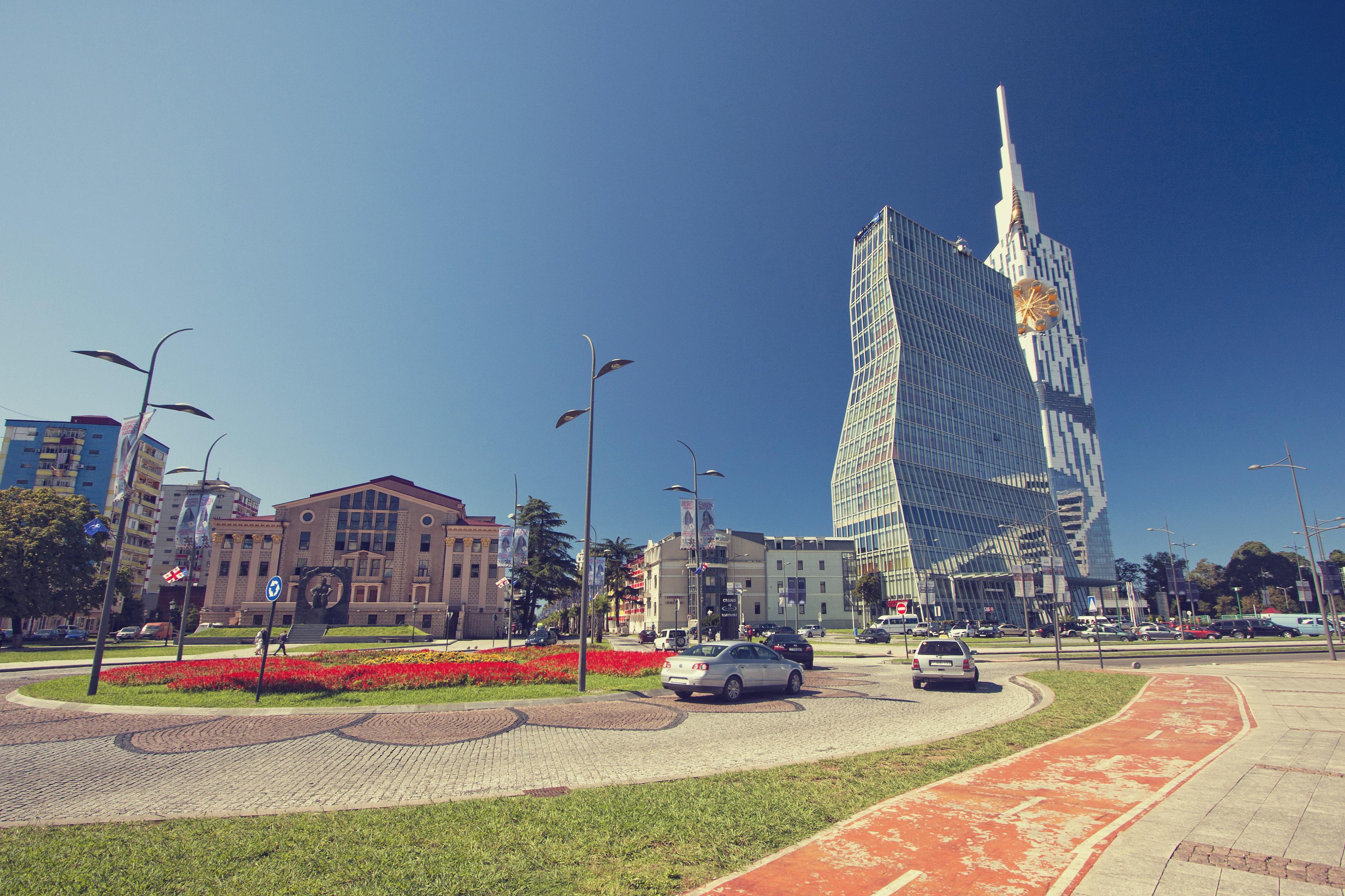 File hotel radisson batumi wikimedia commons for Georgia fotos
