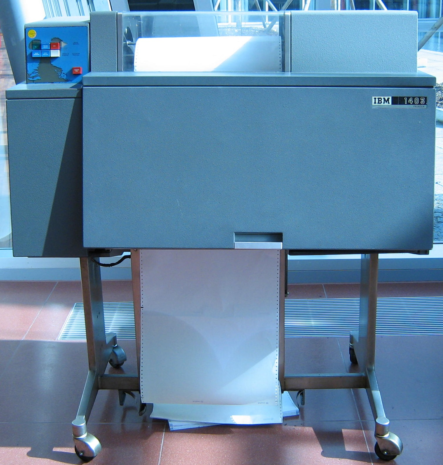 Line printer - Wikipedia