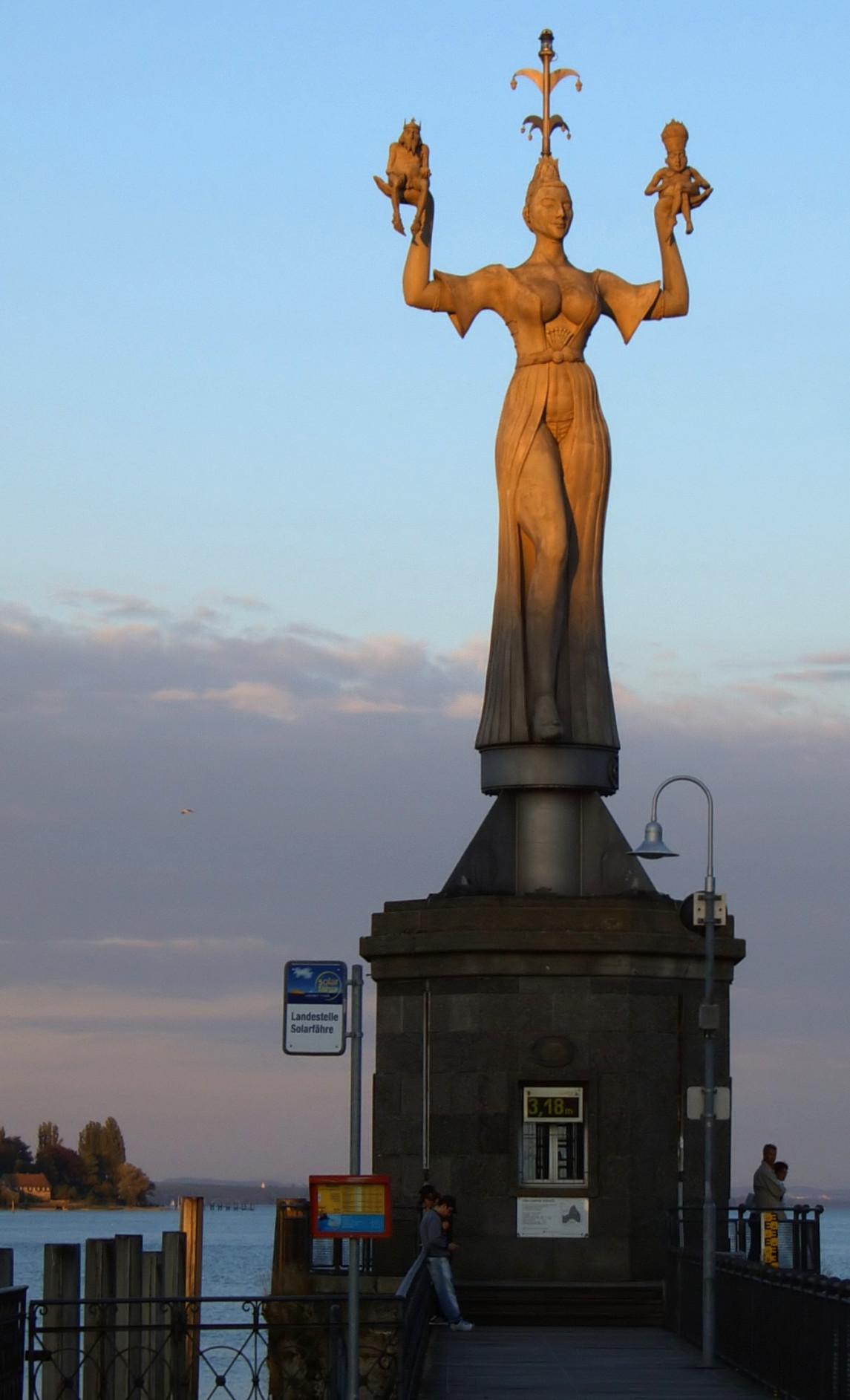 Imperia Statue Wikiwand