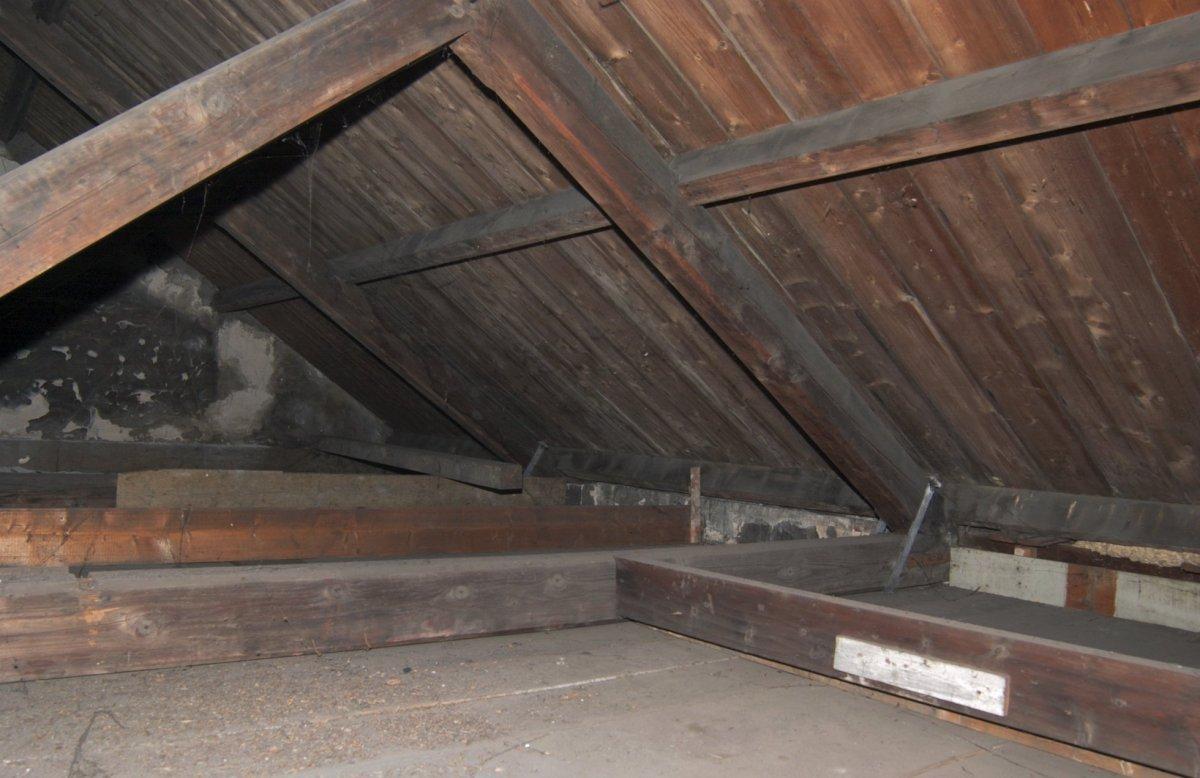 File interieur gebouw l smederij zolder dakconstructie for Interieur haarlem