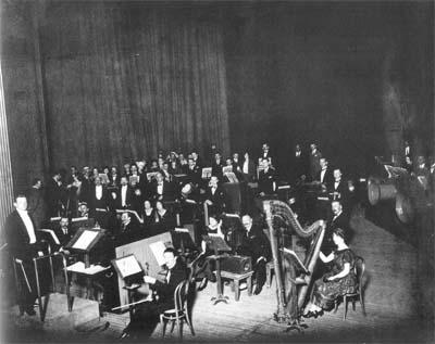 concerto per intonarumori e orchestra