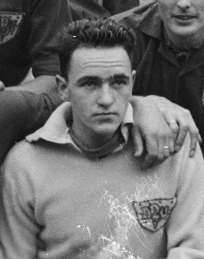 Jørgen Johansen, September 1952