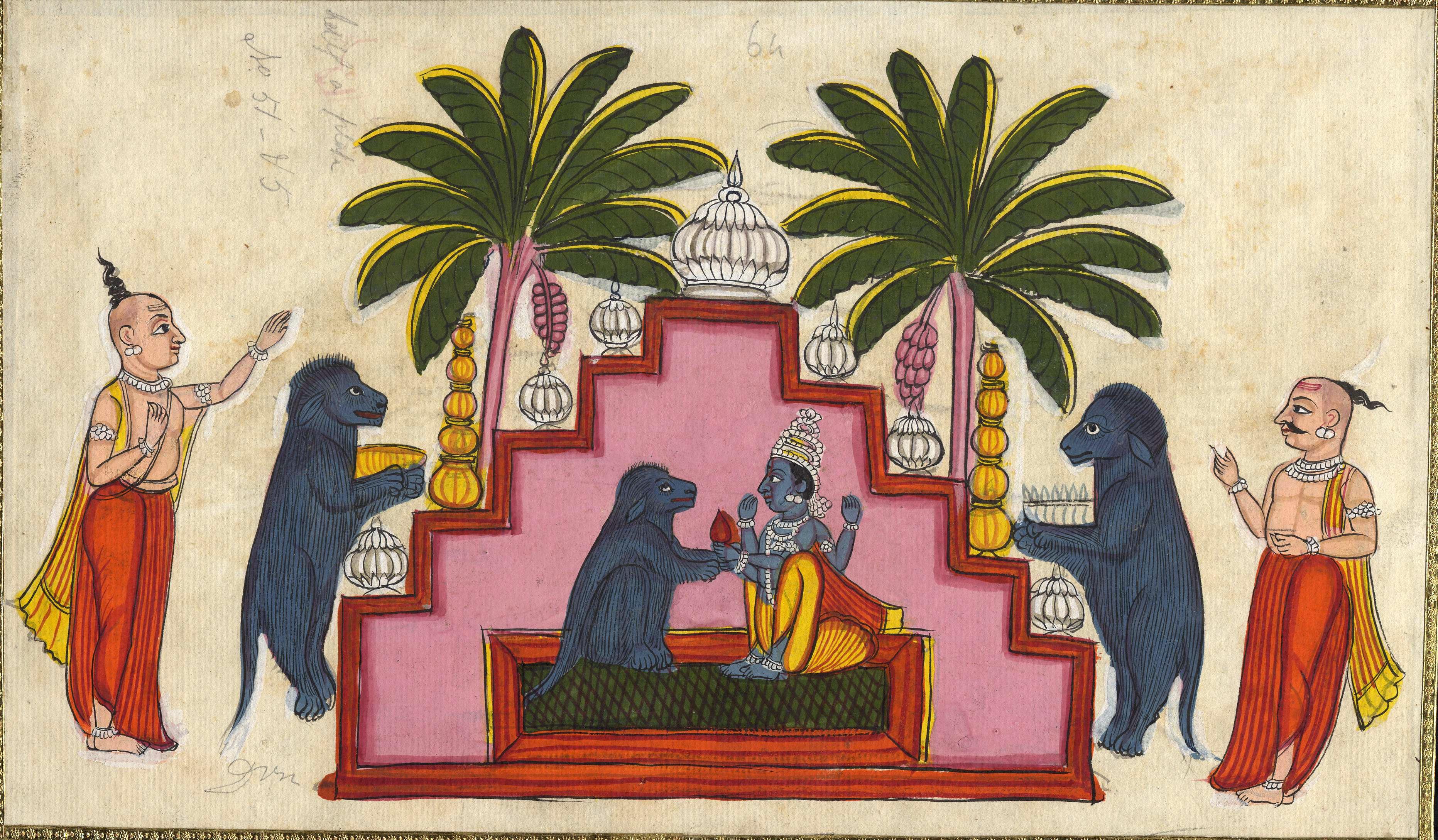 File:Jambavati weds Krishna.jpg