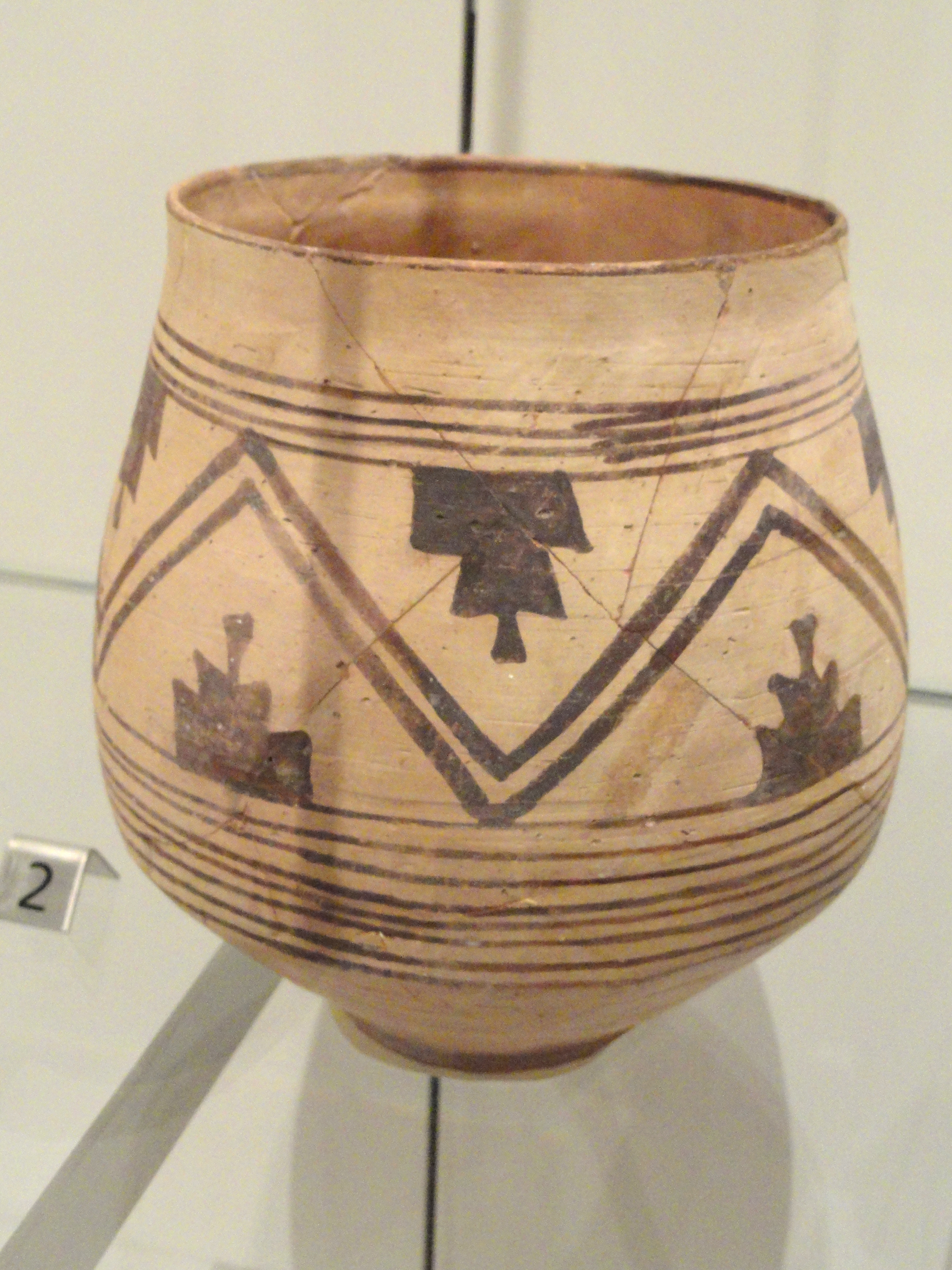 Indus Valley pottery, 2500–1900 BCE