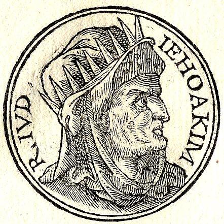 Jehoiakim-Eliakim
