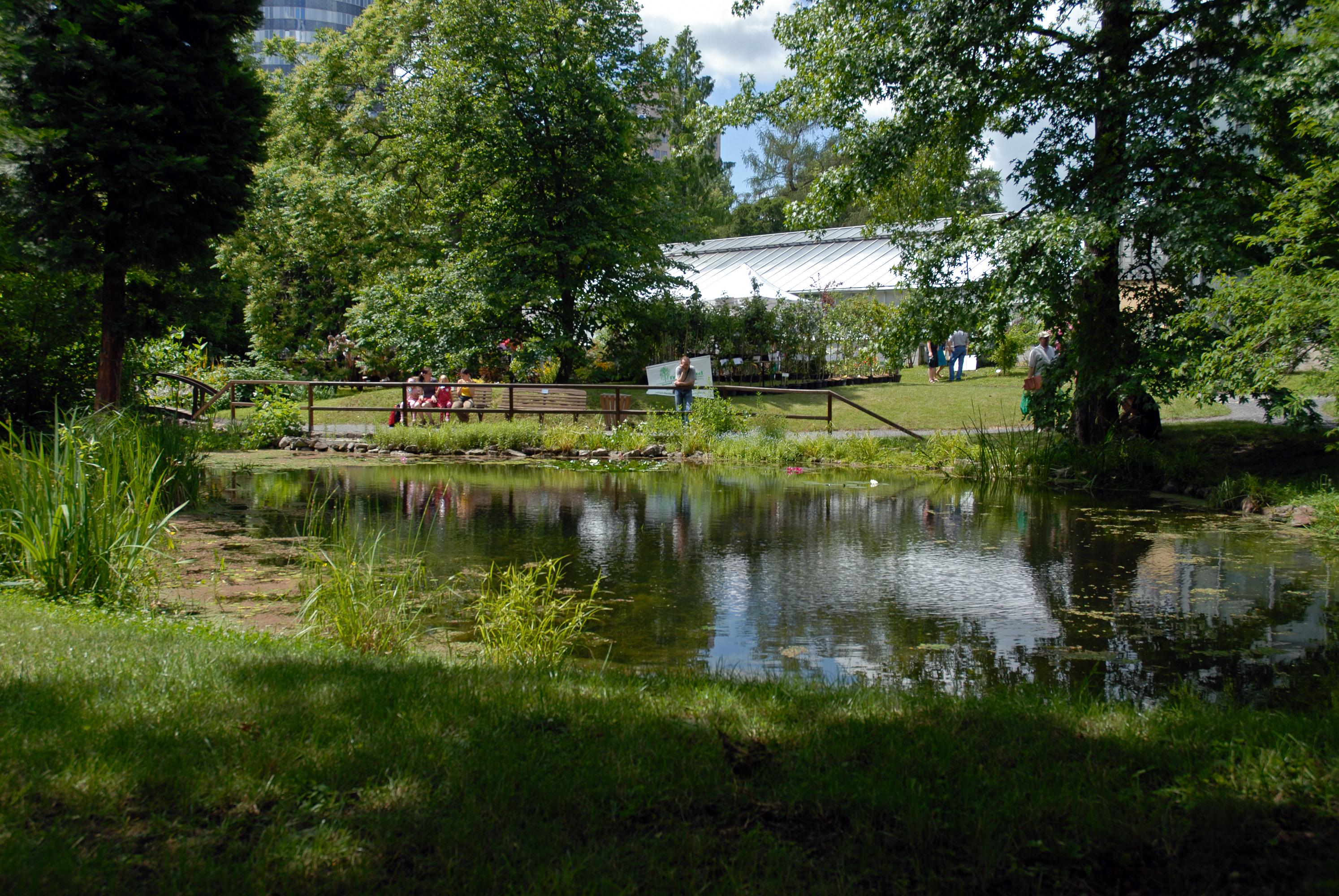 Botanischer Garten Jena - Wikipedia