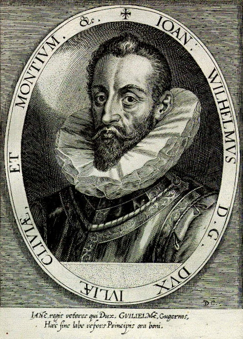 [[John William, Duke of Jülich-Cleves-Berg