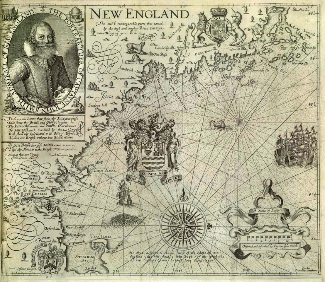 a description of new england and What was colonial new england daily the first person to dub the area new england was captain john smith in his 1616 published work a description of new england.
