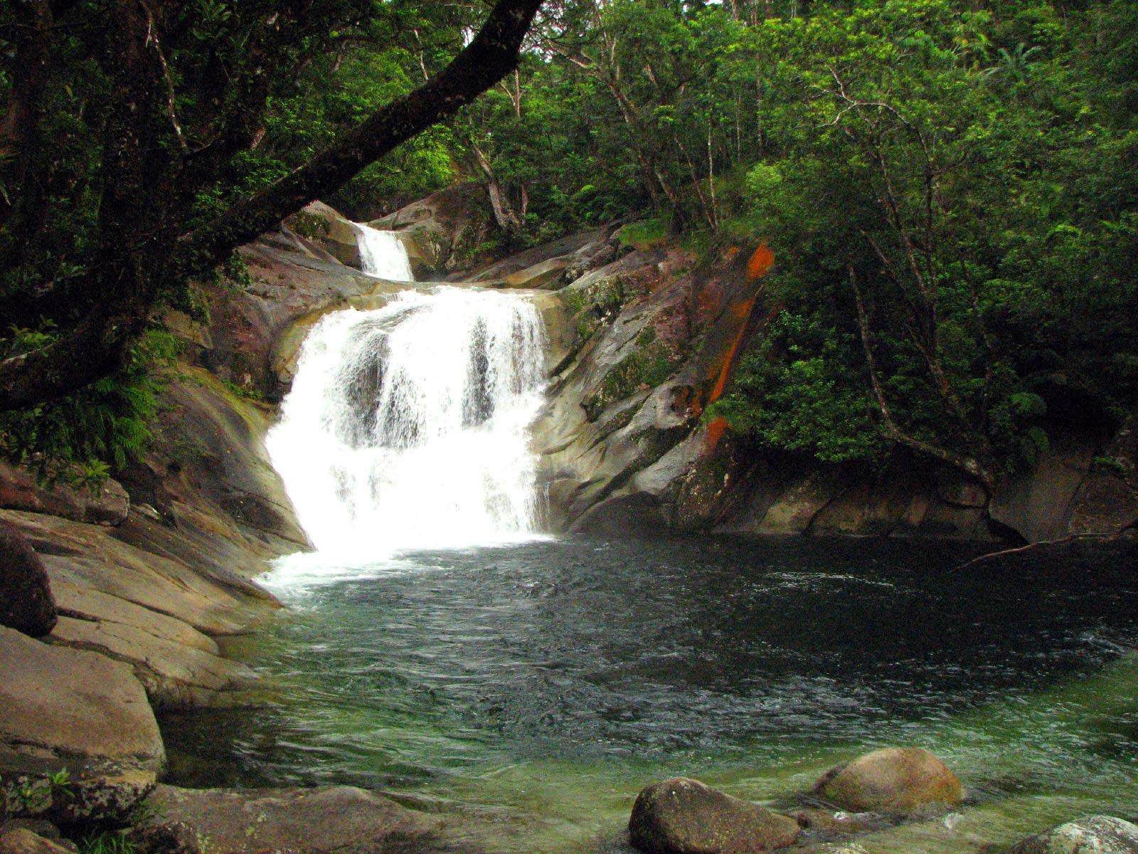 Atherton Tablelands Australia  City pictures : Josephine Falls Atherton Tableland, Queensland, Australia