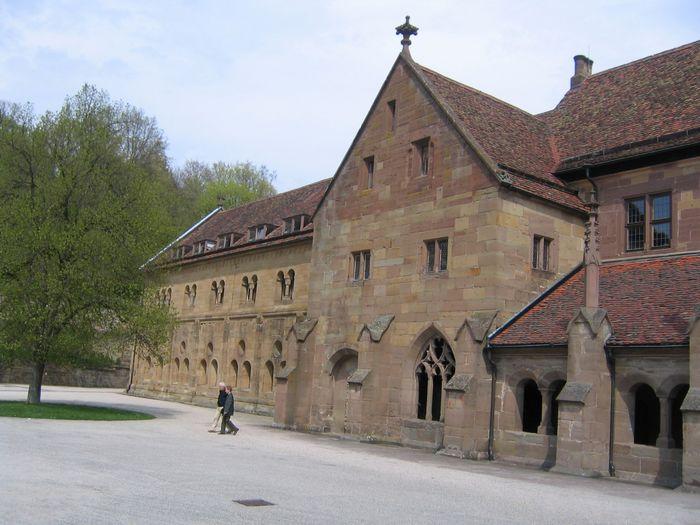 Klosterfront maulbronn