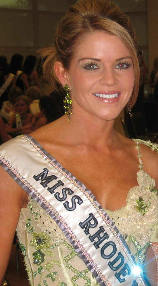 Miss Rhode Island USA 2006