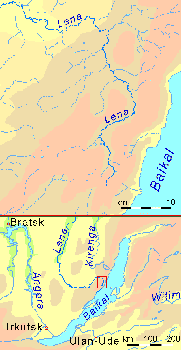 Lena (Arktischer Ozean)