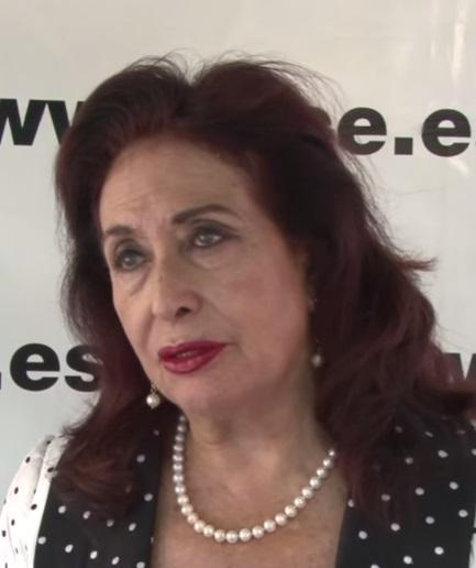 Lidia Falcón in 2012