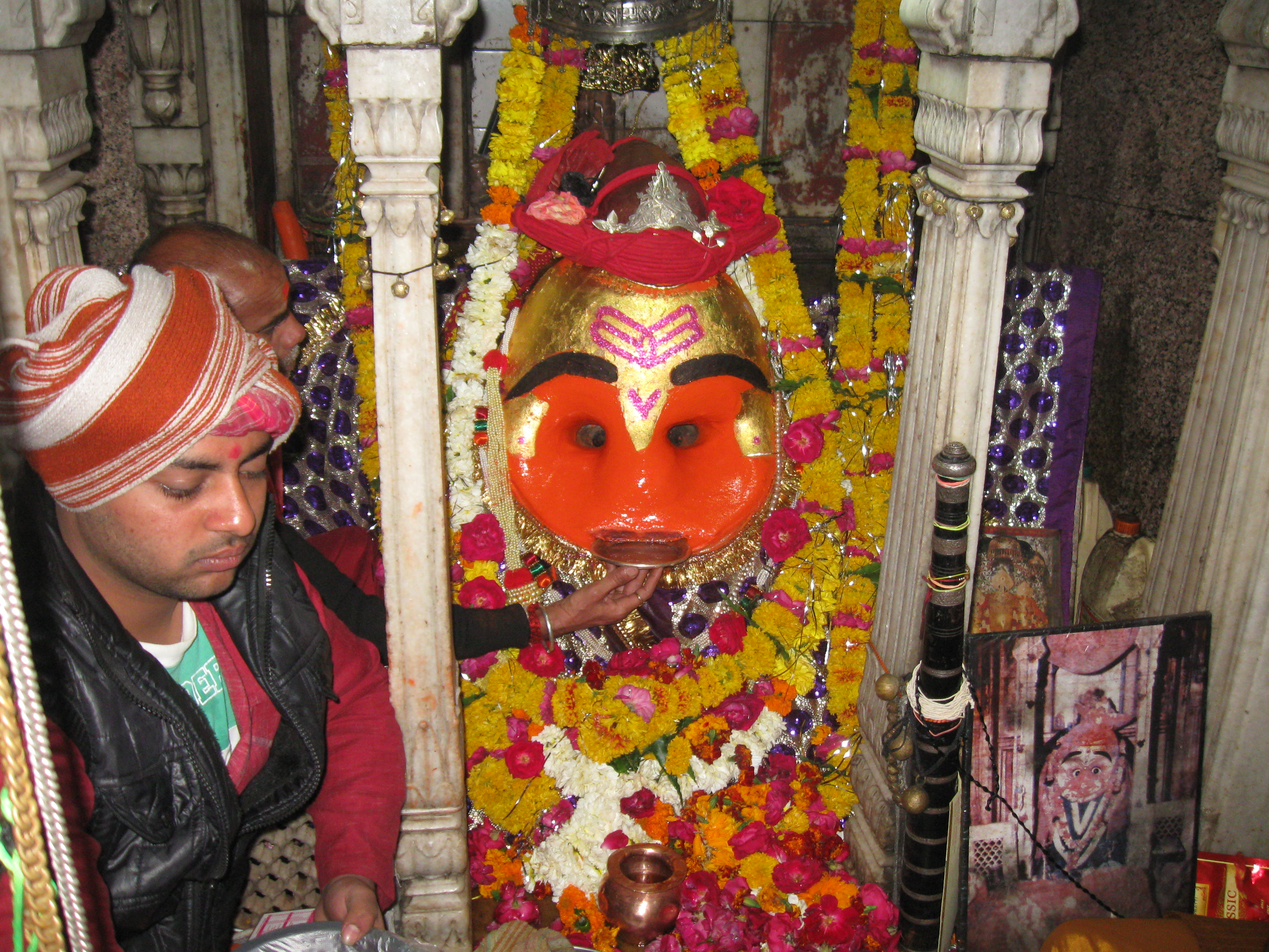 Kal Bhairavi Temple