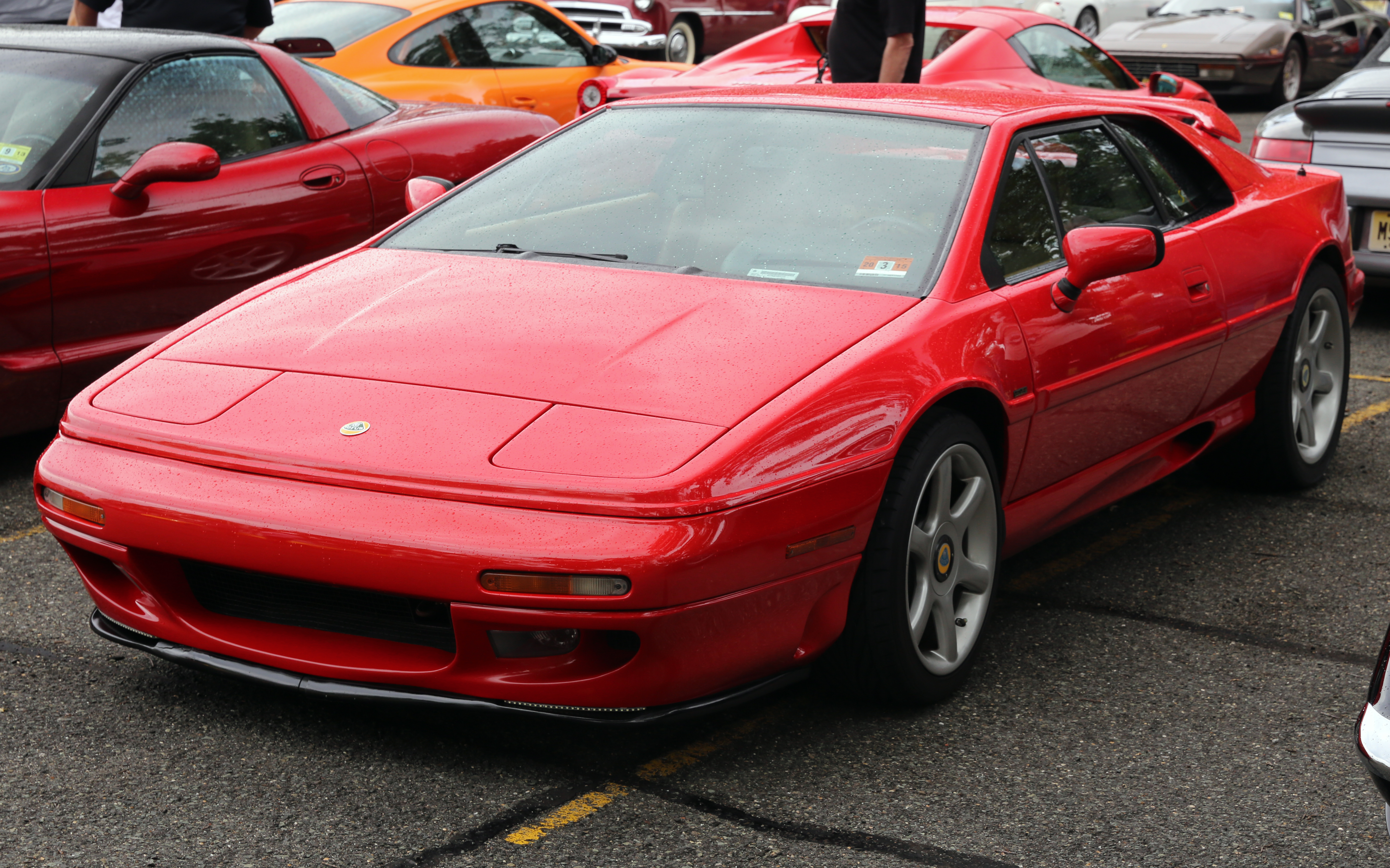 File Lotus Esprit S4 Us Front Jpg Wikimedia Commons