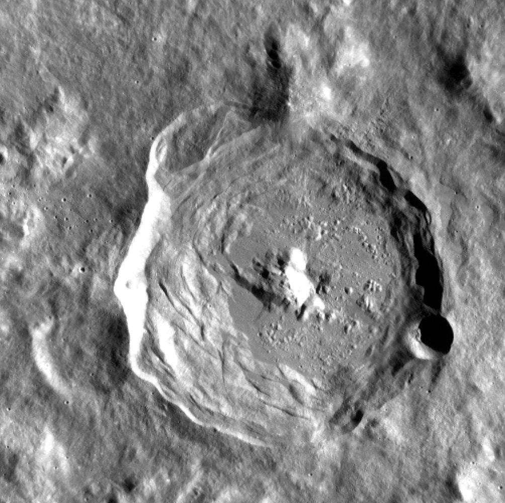 Lowell Lunar Crater Wikipedia