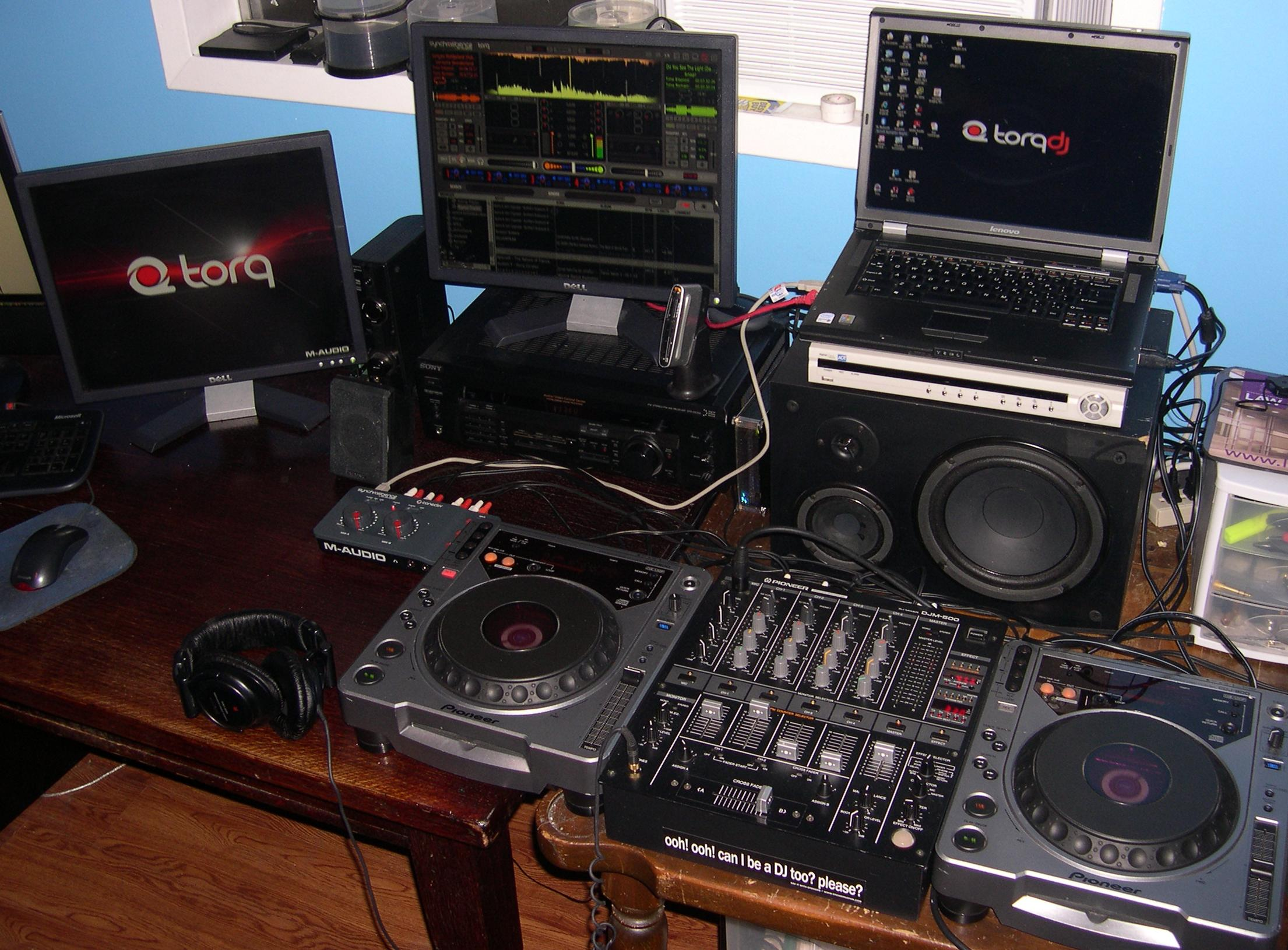 Mr DJ Workspace