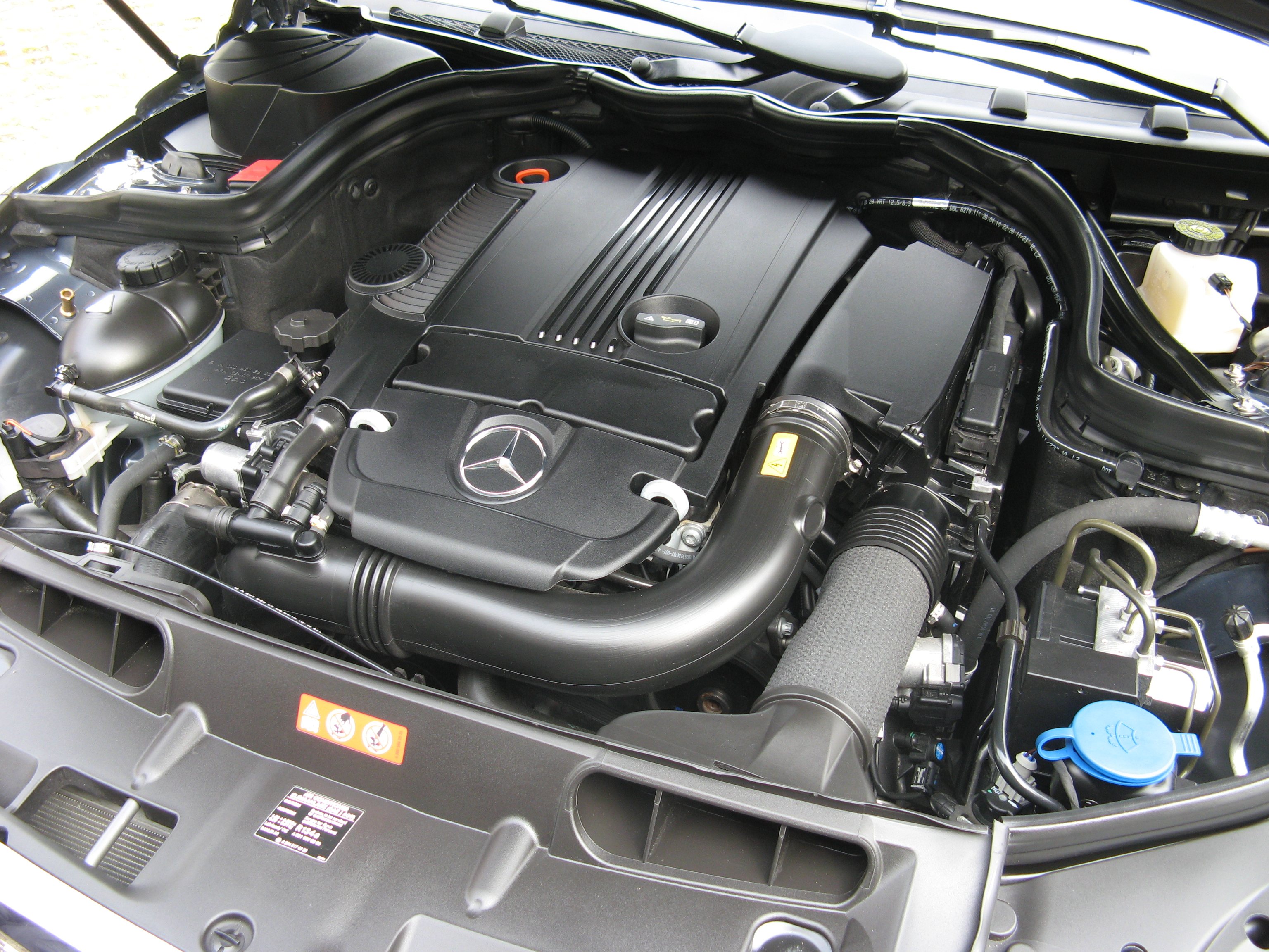 Opinions on mercedes benz m271 engine for Mercedes benz engine