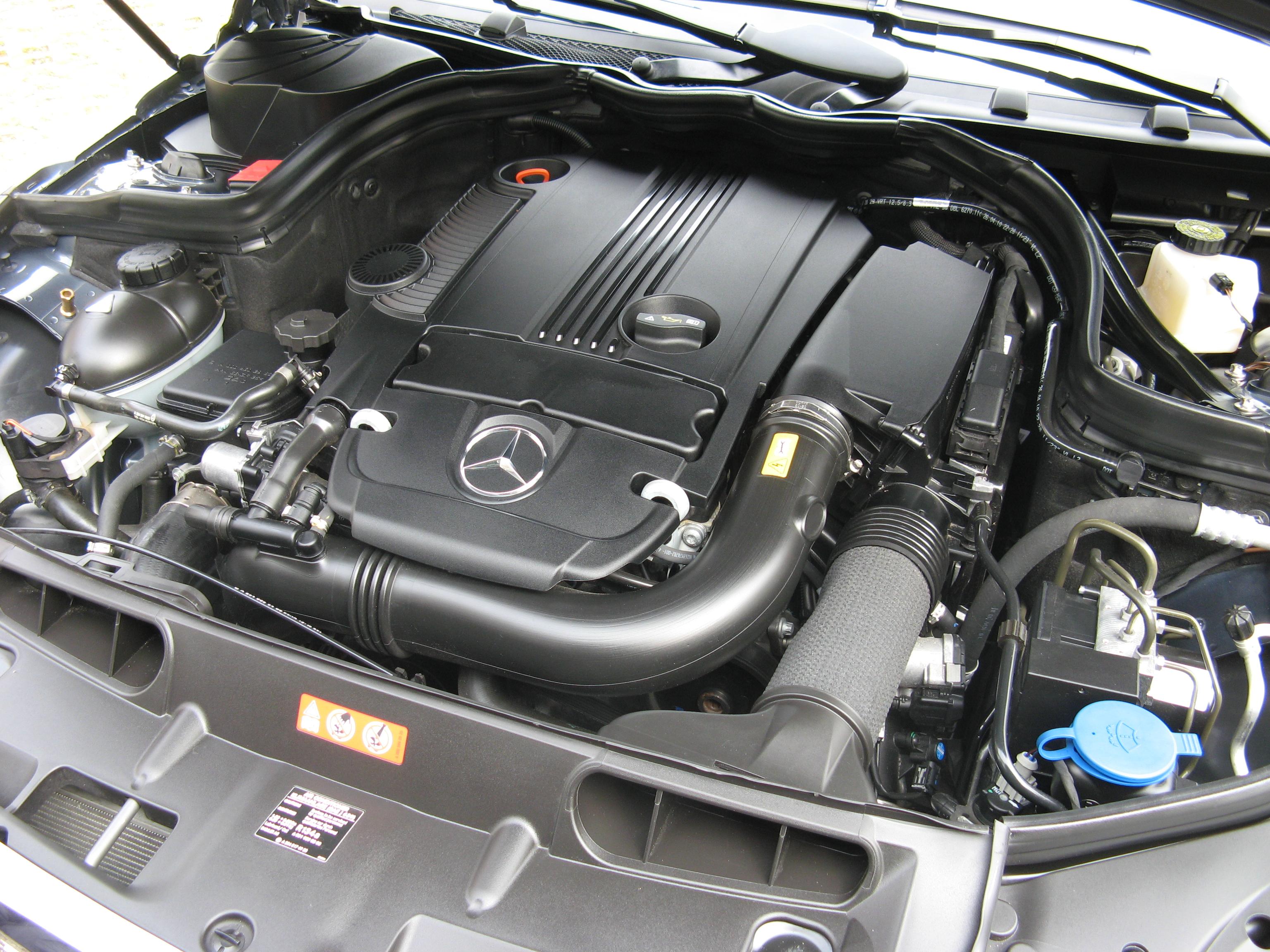 Mercedes W Diesel Riemen Zeichnung
