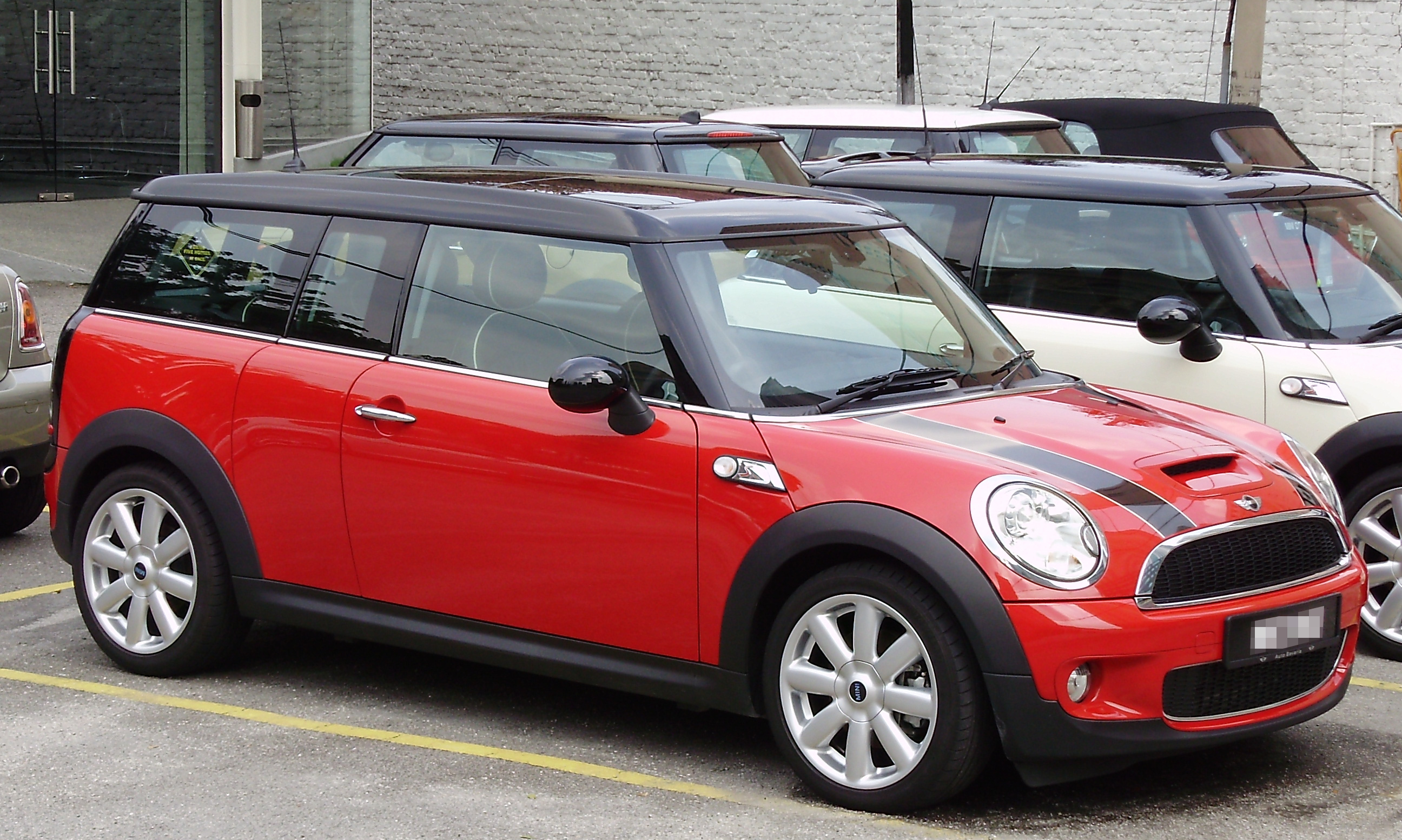Mini Cooper Clubman Related Imagesstart 200 Weili Automotive Network