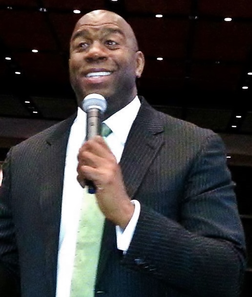 Magic Johnson Photos