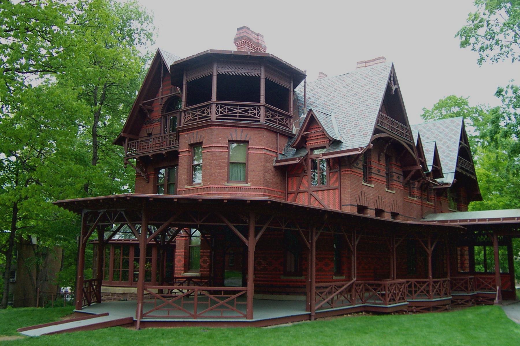 Mark Twain House Hartford Ct
