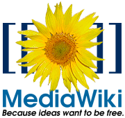 English: MediaWiki logo. Русский: Логотип Medi...