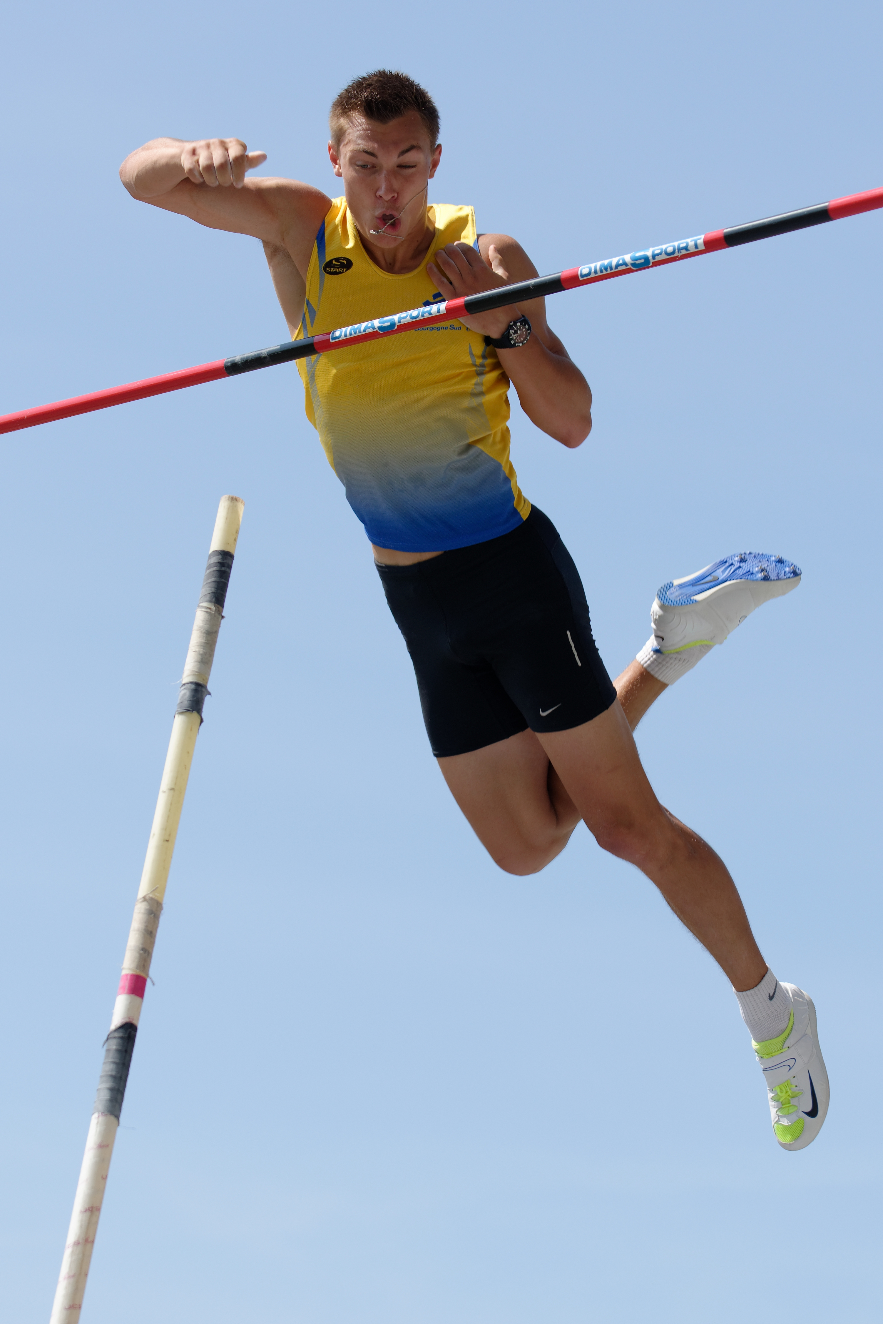 2013 World Championships in Athletics �13 Mens pole vault