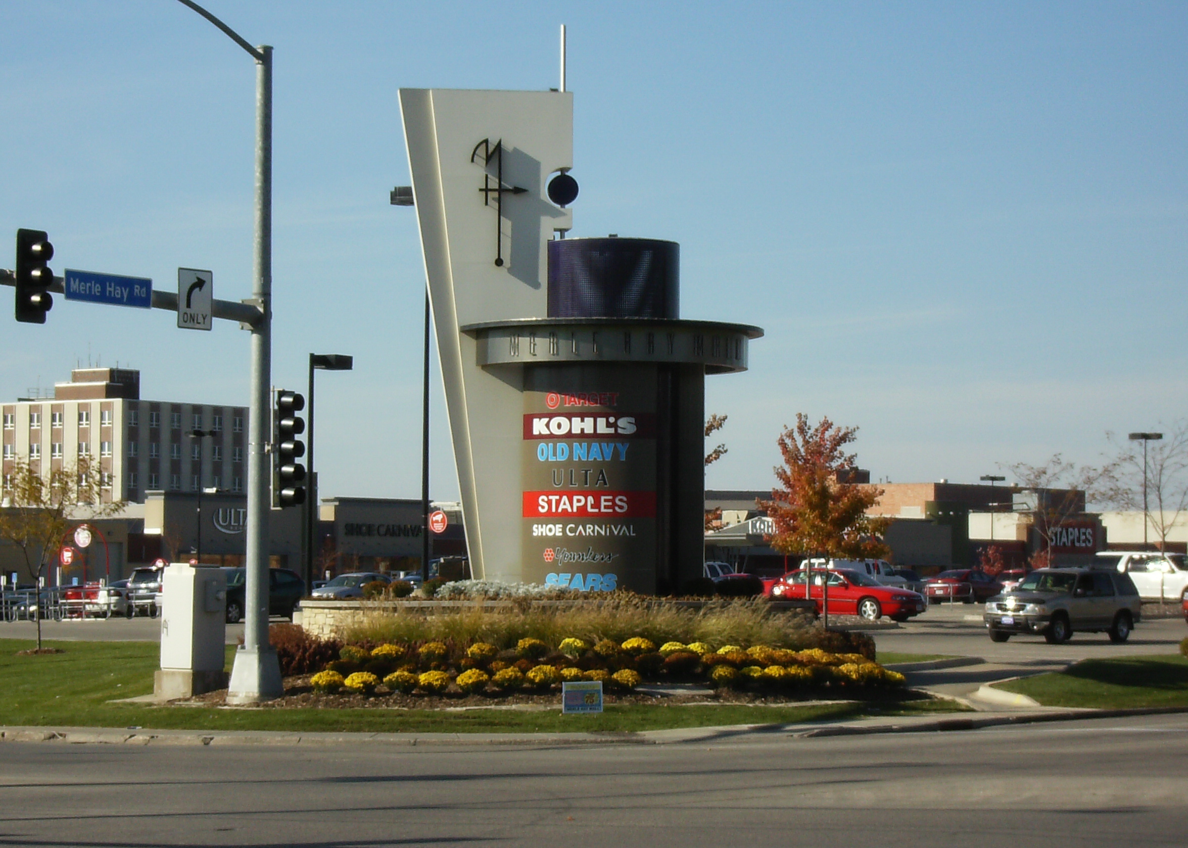 Des Moines Shopping >> Merle Hay Mall Wikipedia