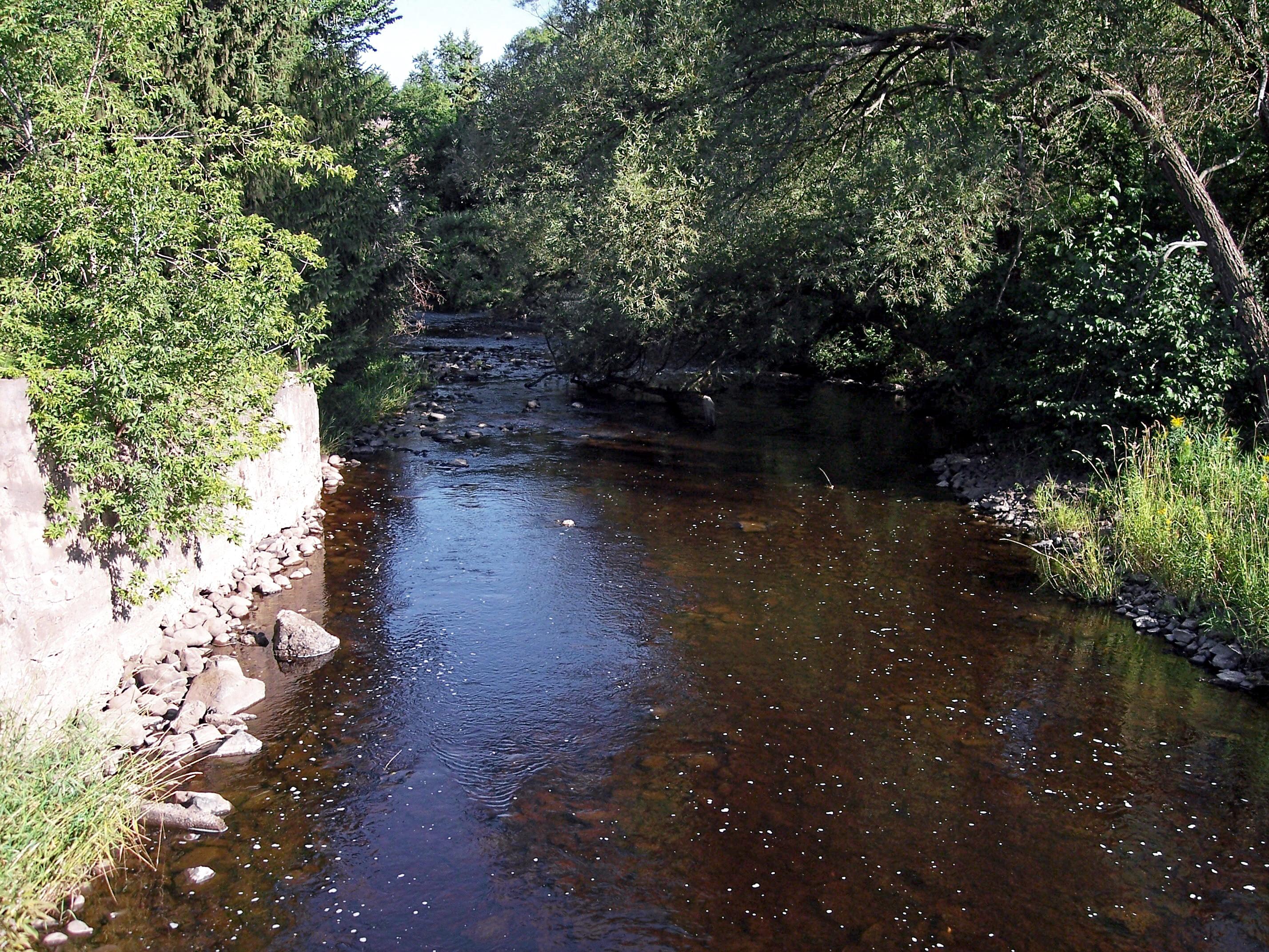 Montreal River (Wisconsin–Michigan) - Wikipedia